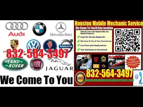 Mobile Houston Foreign Import Auto Repair Maintenance Service Near me