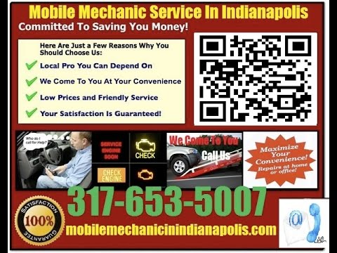Mobile Mechanic In Indianapolis Indiana Auto Car Repair Service