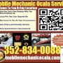 Mobile Mechanic In Ocala Florida Auto Car Repair Service