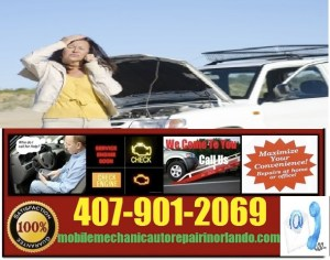 mobile mechanic orlando florida Roadside Assistance Service