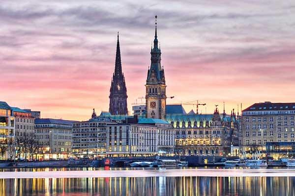 Ten Cities Top Germany