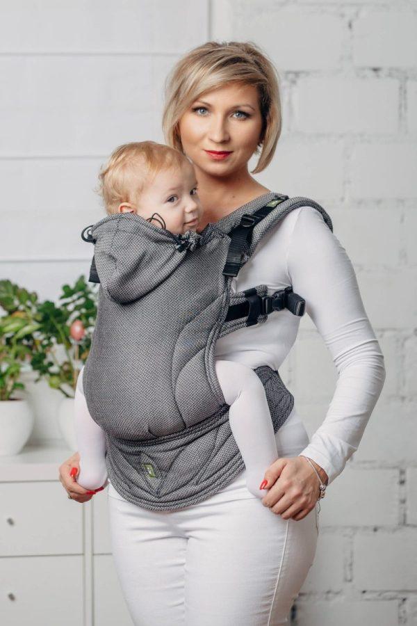 Ergo graphite baby