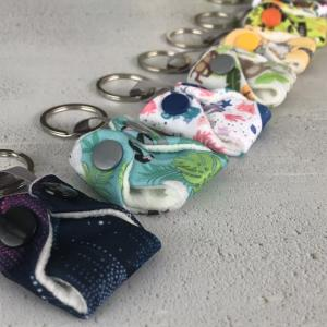 cloth nappy keyrings