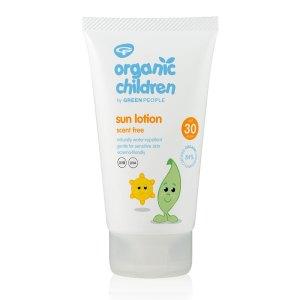 sensitive sun lotion