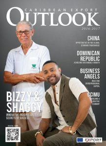 Caribbean Export OUTLOOK 2016 COVER