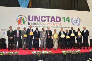 UNCTAD official picture award