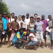 Dennery Caribbean SEA Maria Islands