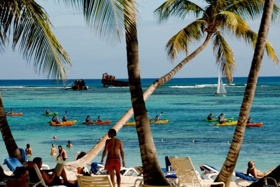 Dominican Republic: Punta Cana - Kayaks
