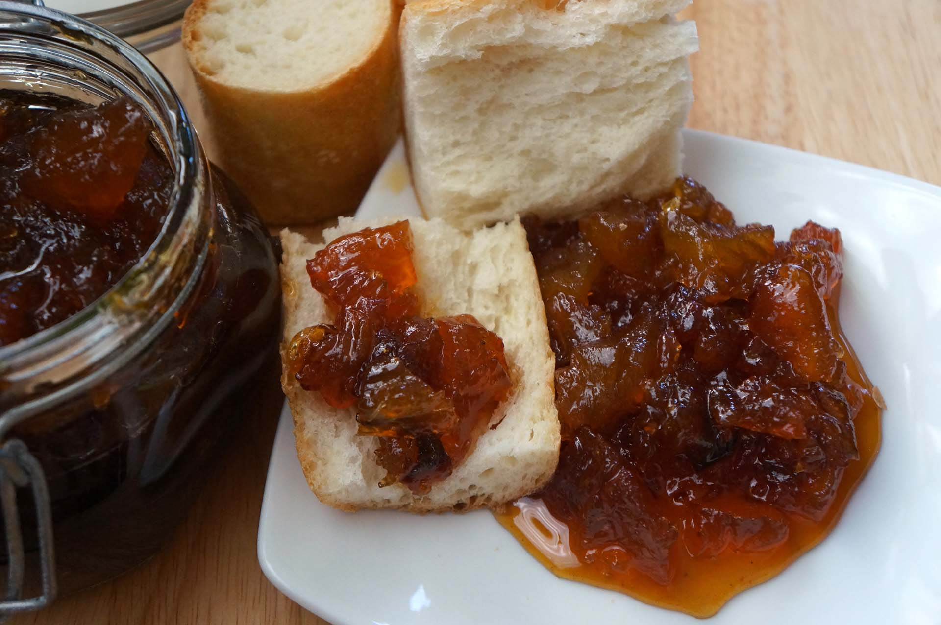 how to make pineapple jam recipe