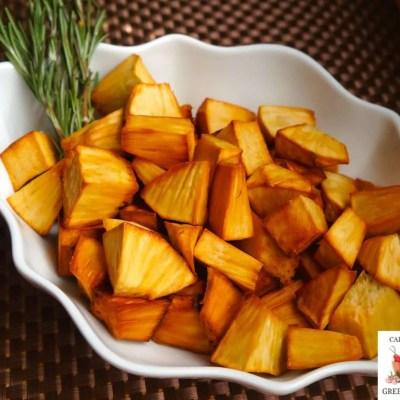Fried Breadfruit