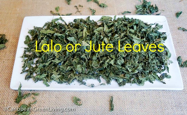 Jute Leaves or Lalo and its benefits