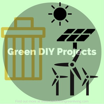 4 Green DIY Projects To Try This Year