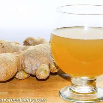 How to make Ginger Nectar