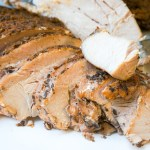 How to make a Moroccan Inspired Slow Cooked Turkey Breast