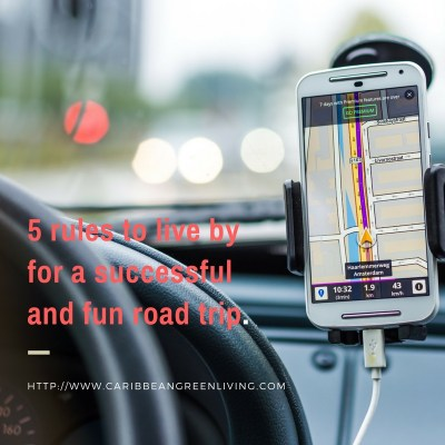 5 rules to live by for a successful and fun road trip