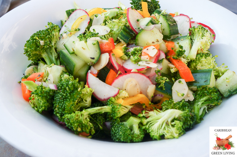 Caribbean Salads Ready To Go: Beautiful Salad