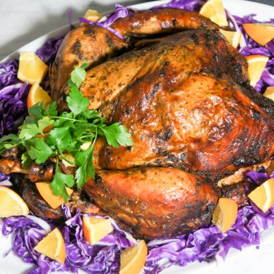 A Simple and Easy Slow Cooker Whole Turkey Recipe