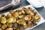Easy Roasted Brussels Sprouts Recipe