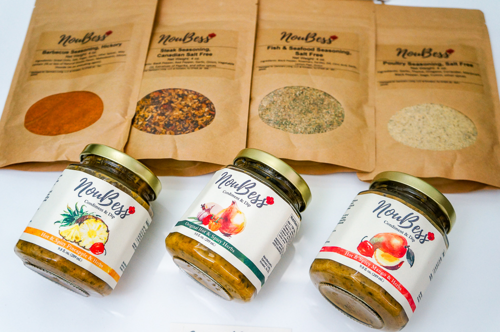 Noubess Condiments and Spices