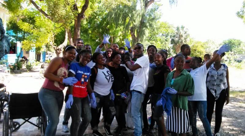 Campus Students Serve Seniors in Haiti