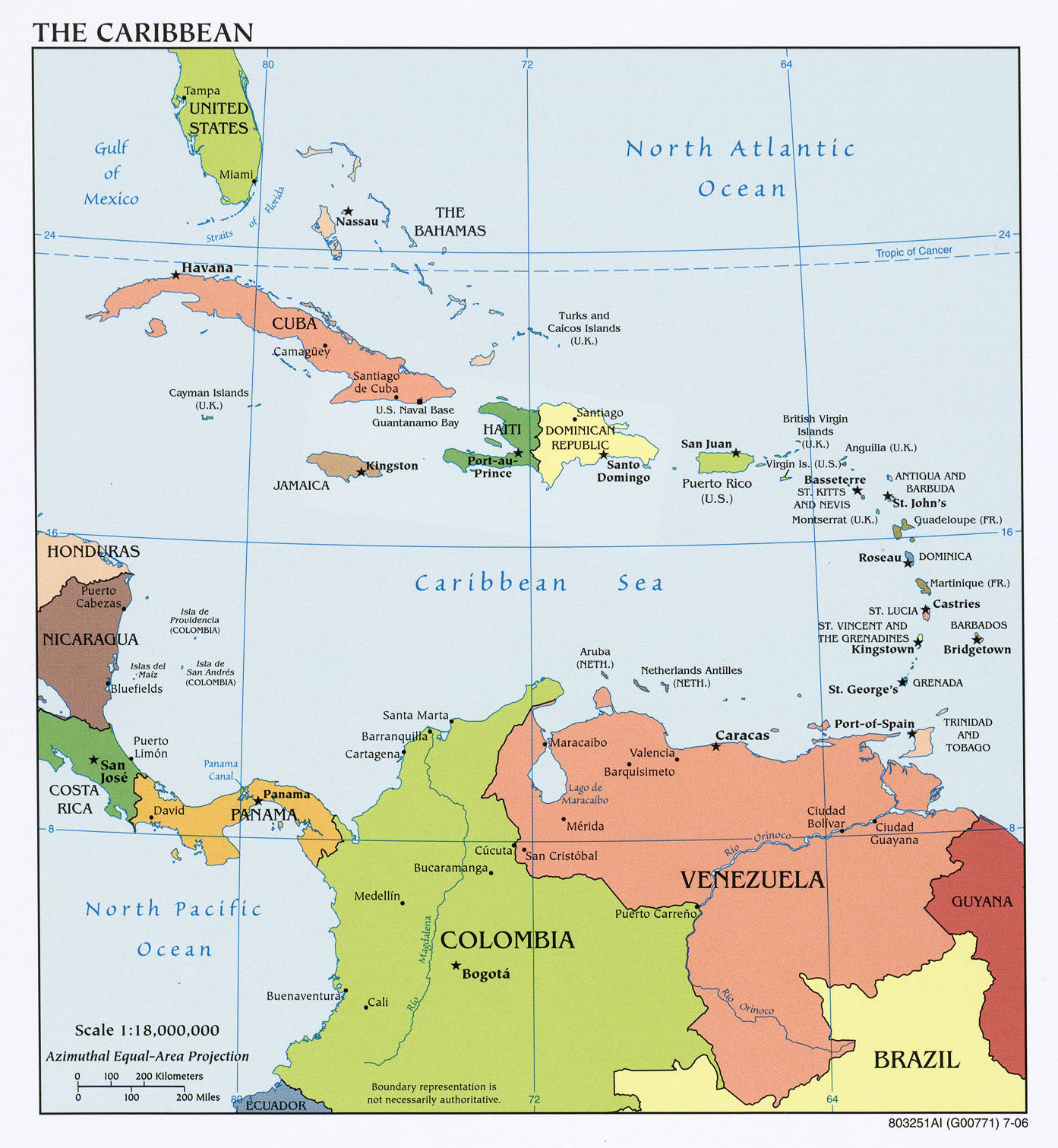 Radical Islam In The Caribbean Basin A Local Problem Or A