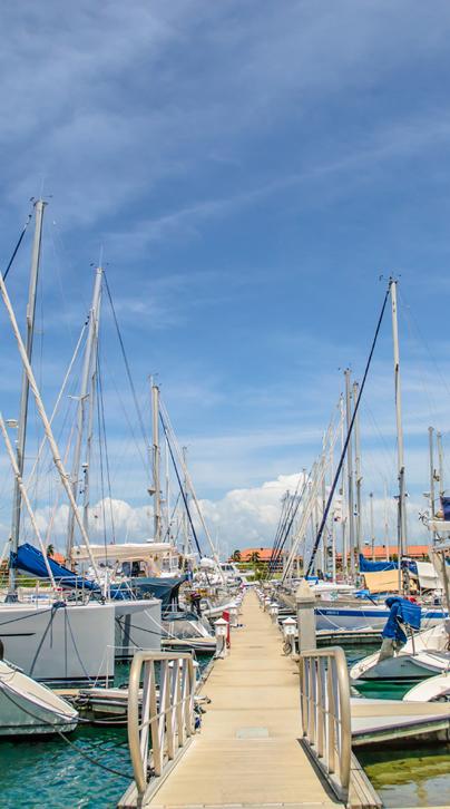 Shelter Bay Marina Caribbean Panama Network