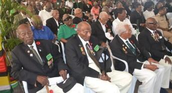 Govt, Defense Force donate $1M to Guyana Veterans Legion