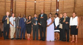 "Ten receive ""IChange Nations-Sydney Allicock Global Humanitarian Award"""