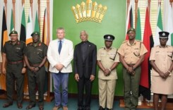 British funding for Guyana Police Force