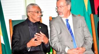 Defence cooperation: Guyana, Brazil to review 2012 joint communiqué