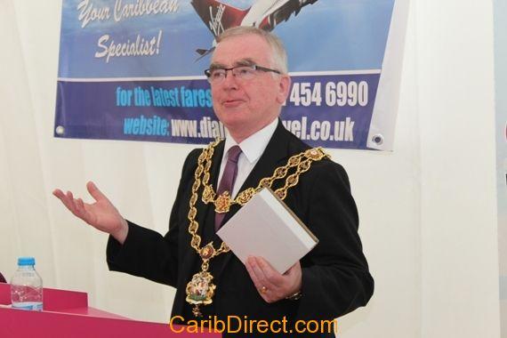 Malcolm Marshall Cricket Benefit 2013