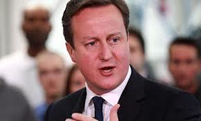 Prime minister David Cameron. Photo courtesy guardian.co.uk