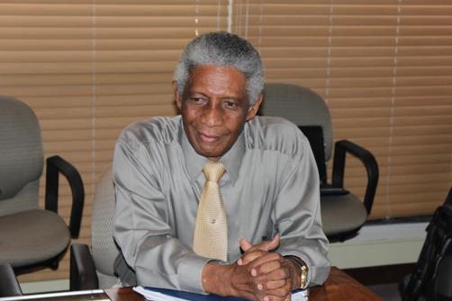 Professor Neville Ying at JAMPRO Meeting, Jamaica