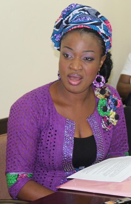 Tokunbo Olamiju Ajilore- Chiedu, CEO Compass Consulting at JAMPRO Meeting, Jamaica