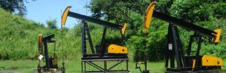 Oil refining in Trinidad