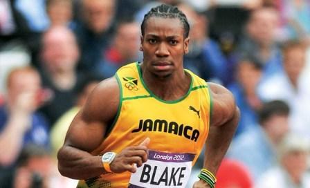 Yohan Blake Jamaica