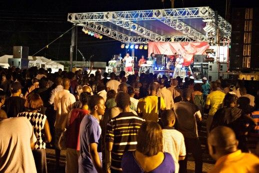 St Lucia Jazz Fest 2013