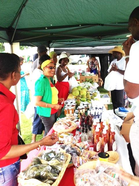 Grenada Heritage Day 2013