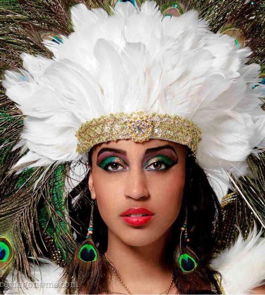 Sureya John (Miss Tobago!)