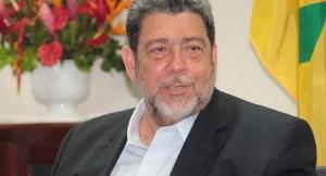 Prime Minister Hon. Ralph Gonsalves