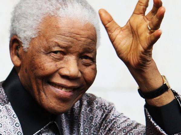 Nelson 'Madiba' Mandela. Photo courtesy www.scenicreflections.com