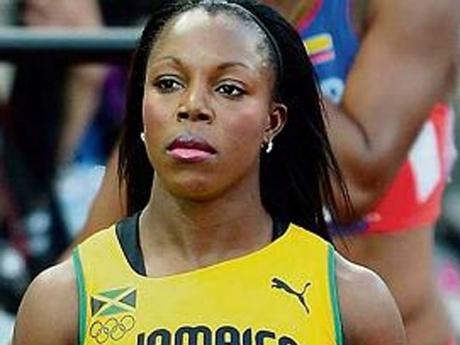 Veronica Campbell-Brown. Photo courtesy jamaica-gleaner.com