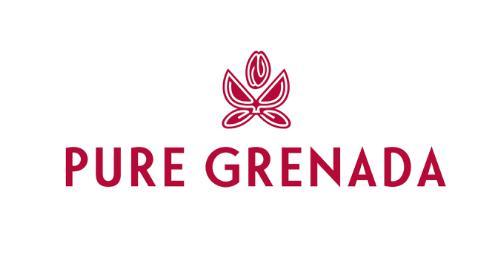 GRENADA TOURISM AUTHORITY PURE GRENADA LOGO