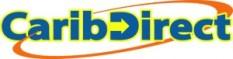 caribdirect no frills-vector-logo
