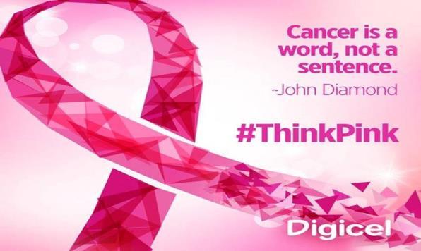 Digicel in pink