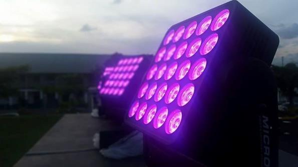 Digicel roof lights