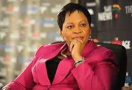 Minister Nomvula Mokonyane. Photo courtesy www.thenewage.co.za