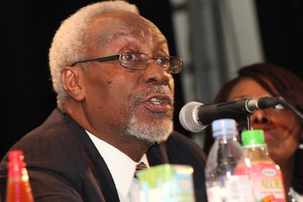 Fmr. Prime Minister P J. Patterson. Photo courtesy CaribDirect