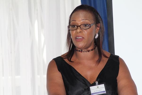 Ms. Marie Hanson, MBE. Photo courtesy CaribDirect