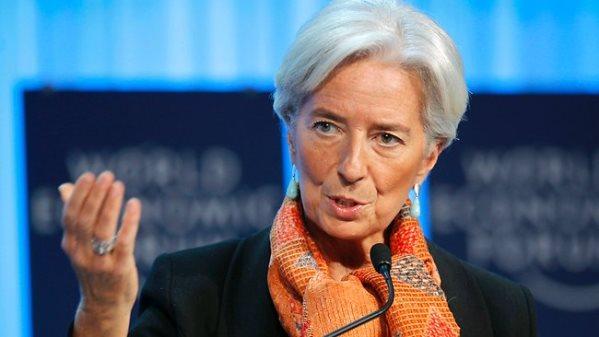 Managing Director of the IMF, Christine Lagarde. Photo courtesy www.armstrongeconomics.com